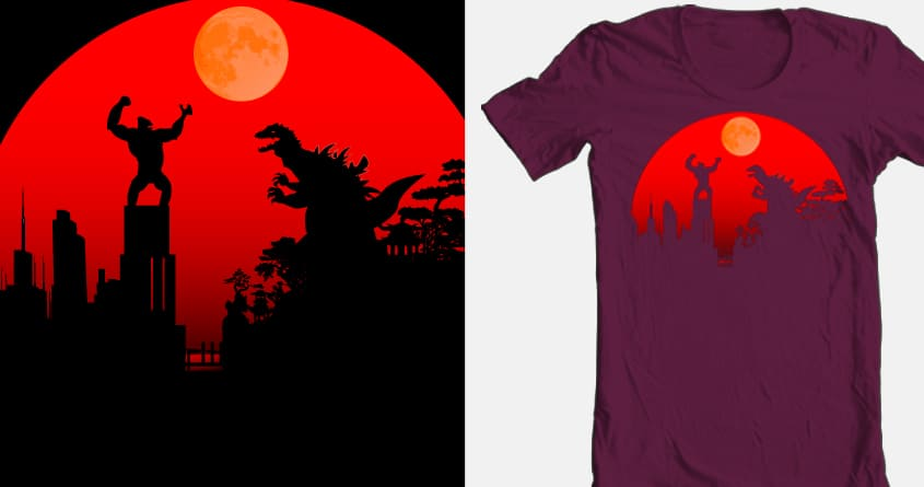 rencontre by kang98 on Threadless