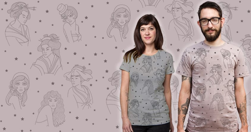 East Meets West by YaaH on Threadless