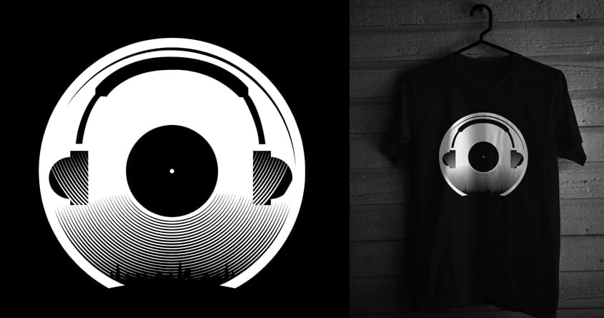 City of Recording by ndough on Threadless