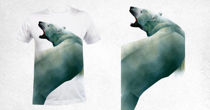 Polar Bear by Tanatphong on Threadless