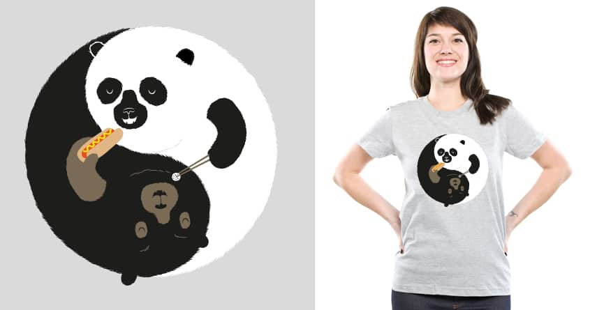 Yin Yank by Wharton on Threadless
