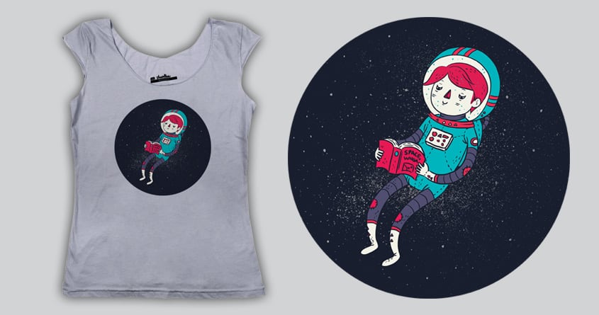 Personal Space by TheInfamousBaka on Threadless