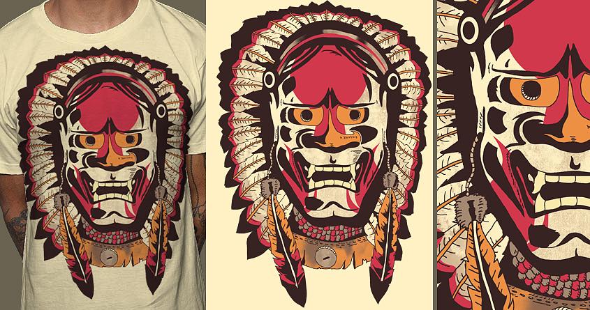 Native Symbols by shesmatilda on Threadless