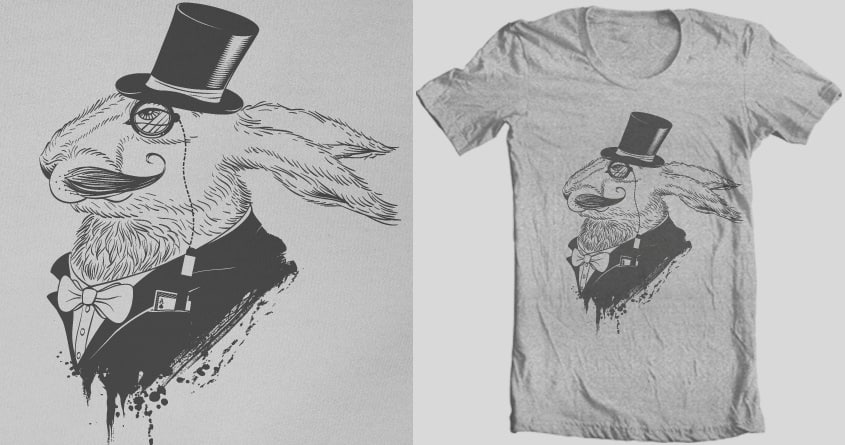 kind of magic by hersh on Threadless