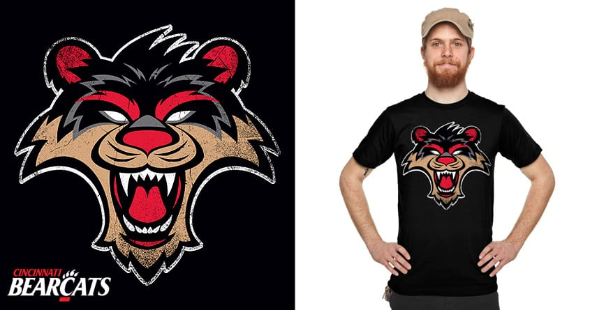 Go Bearcats! by Joe Conde on Threadless