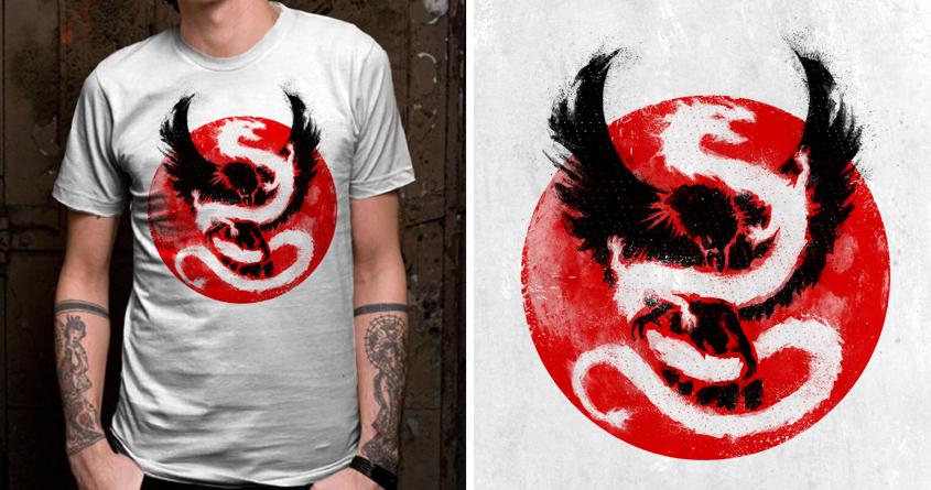 Eagle Dragon by barmalisiRTB on Threadless