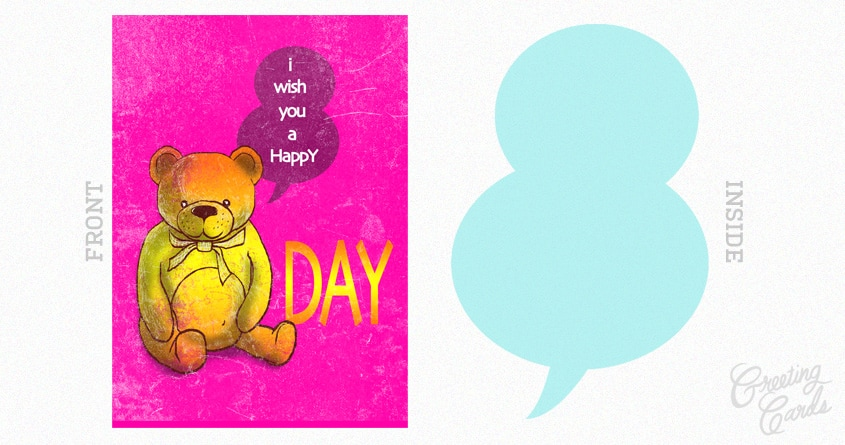 happy bearday by kharmazero on Threadless