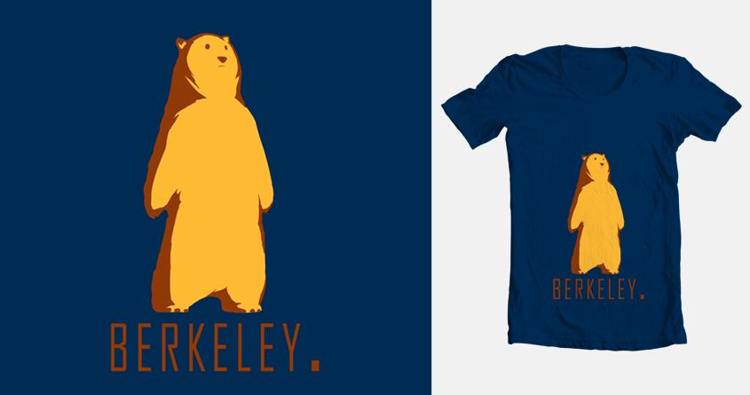 Berkeley by m0__0 on Threadless
