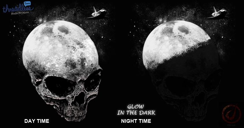 Dark Of The Moon by dEMOnyo on Threadless
