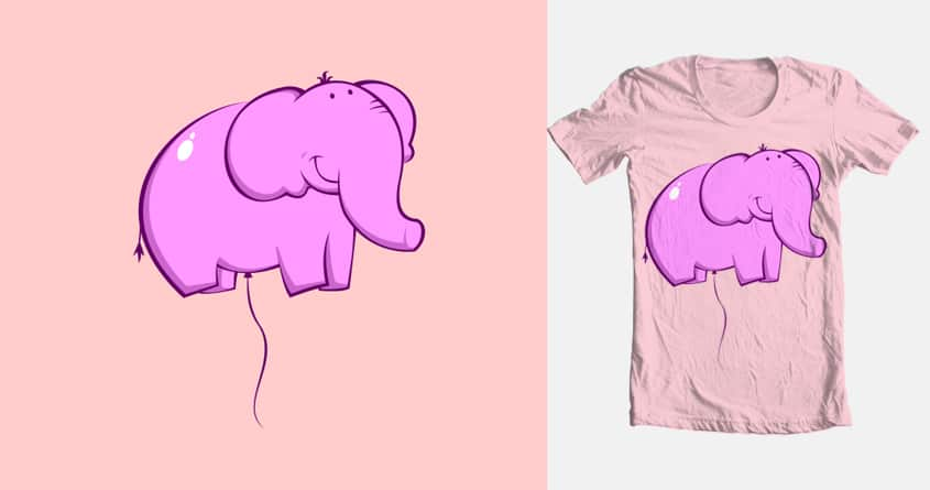 Elephink by raulizk on Threadless