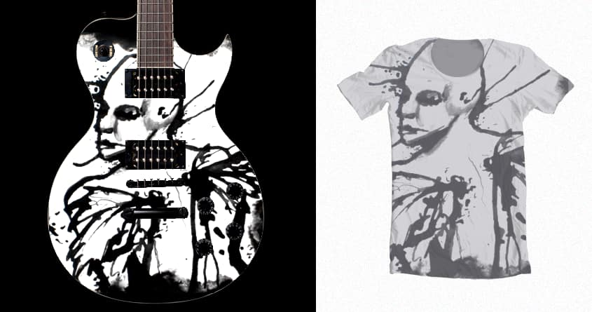Let It Take Over by kessla on Threadless