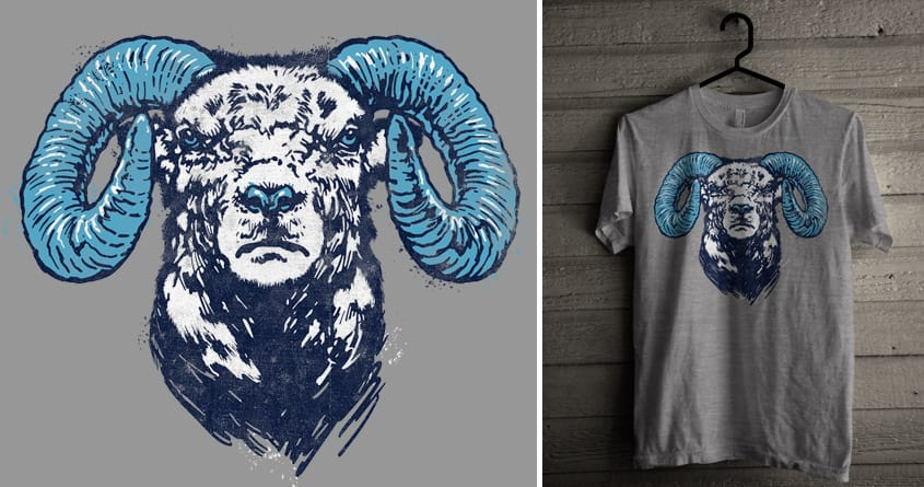 Rameses by arzie13 and Mr Rocks on Threadless