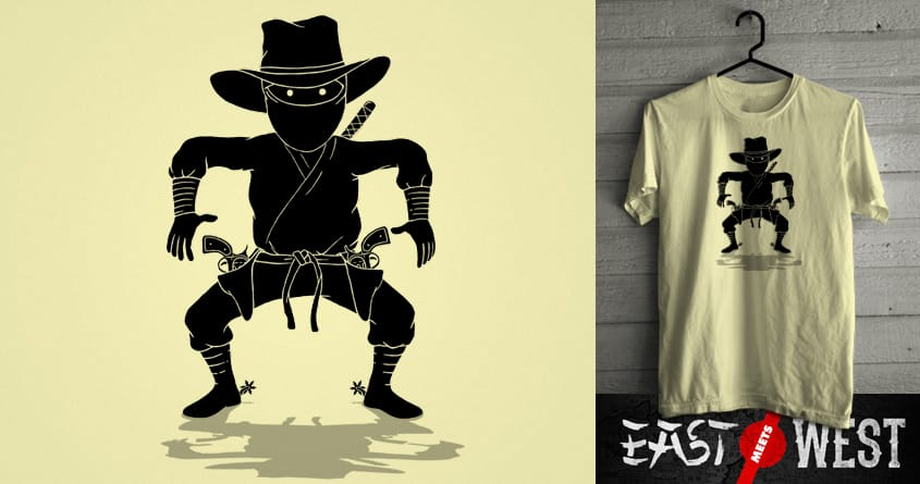 son of east and west by triagus on Threadless