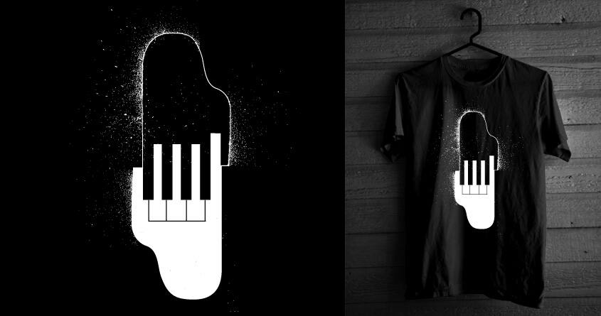 Go Hand in Hand by kako64 on Threadless