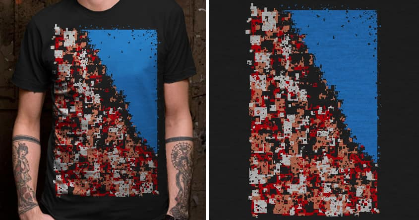 Densely populated by barmalisiRTB on Threadless