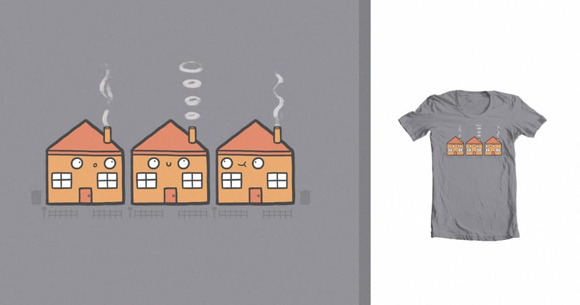 Smoke rings by randyotter3000 on Threadless