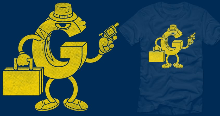 G-Man by polynothing on Threadless