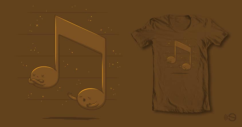 Sere[note] by gebe on Threadless