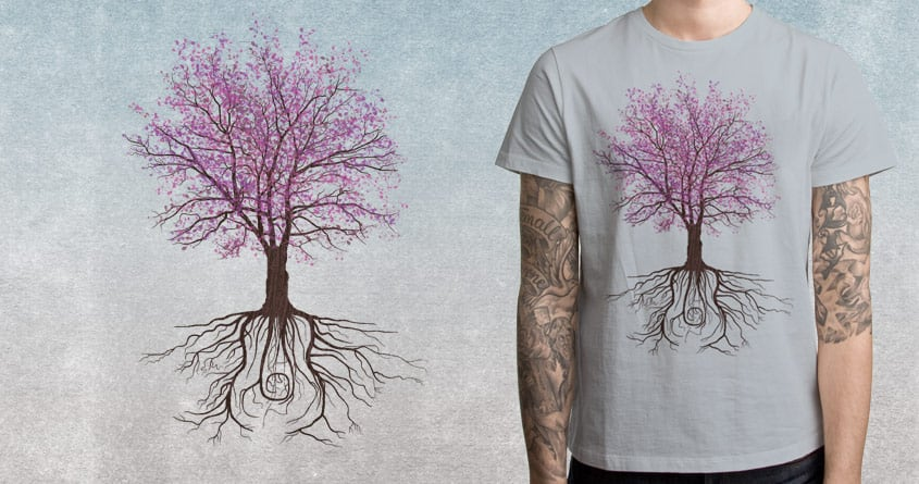 It Grows on Trees by quick-brown-fox on Threadless