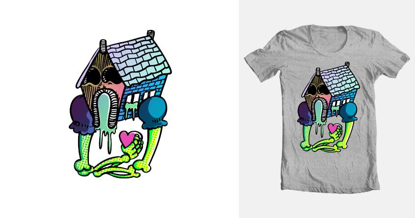 If Walls Could Talk by sauring on Threadless