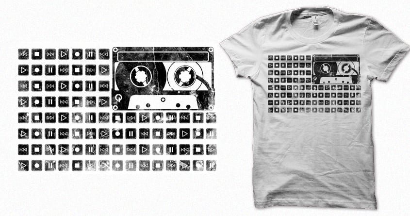 play the music  by jun21 on Threadless