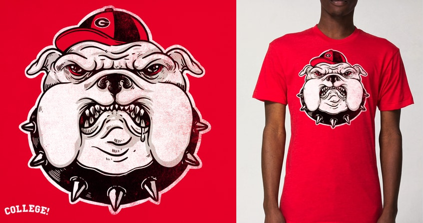 HAIRY DAWG by alexmdc on Threadless