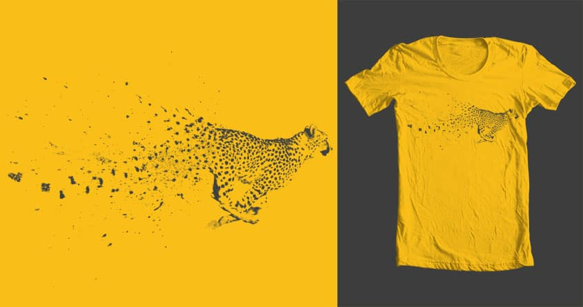 accelerate by ronisaptoni on Threadless