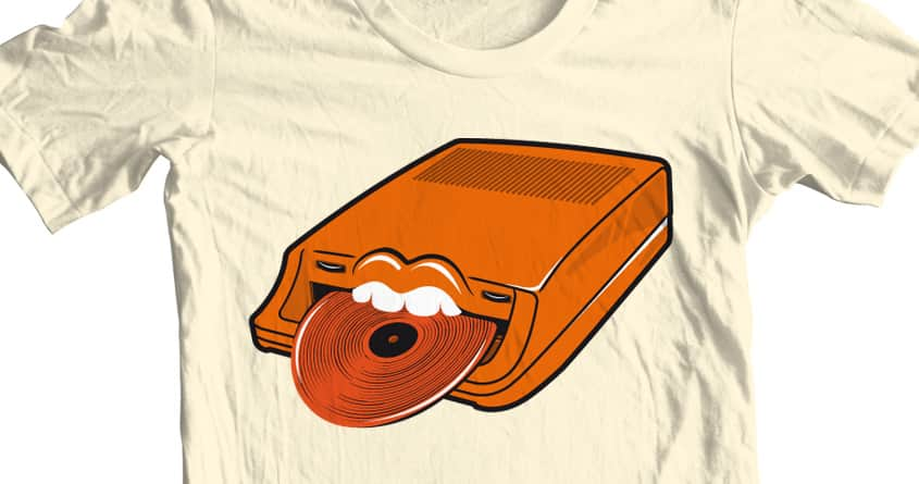 Rock&Roll Eater by kreadid on Threadless