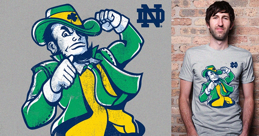 Go Leprechaun! by rhobdesigns on Threadless