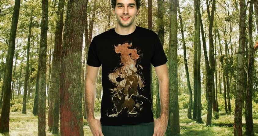 Bears by Ike Motta on Threadless