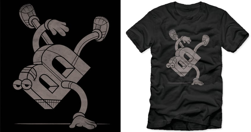 B-Boy by polynothing on Threadless