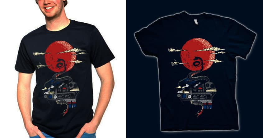 The Great Difference by iamrobman and jeromeberena on Threadless