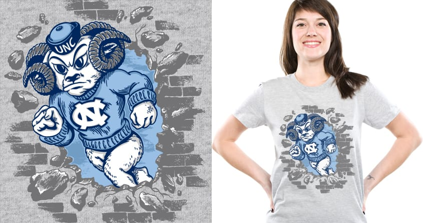 Rameses Rampage by cpdesign on Threadless
