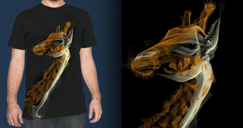 Its A Giraffe! by tylerfegley on Threadless