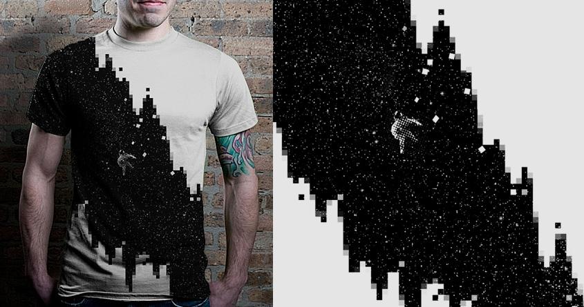 Pixelhole by nicebleed on Threadless