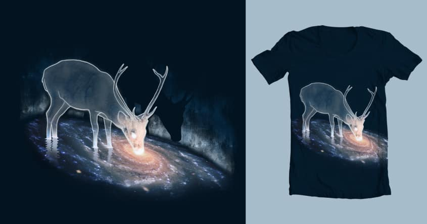 Feed on infinity by DElyon on Threadless