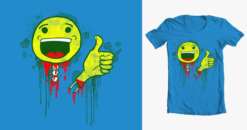 Nope. I'm Alright! by The NewNewGuy on Threadless