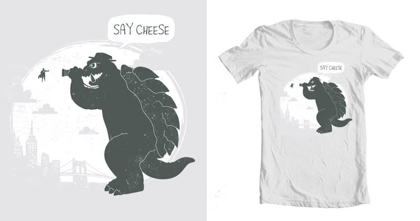 Through a Gamera's lens by Iconwalk on Threadless