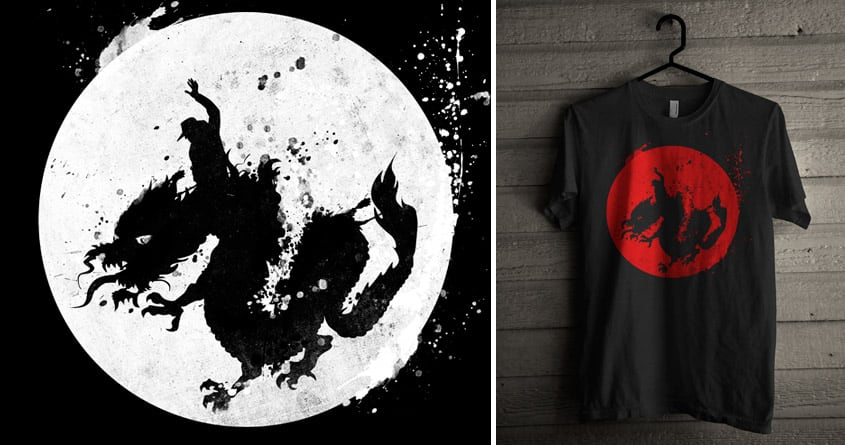 How to Train Your Dragon by arzie13 on Threadless