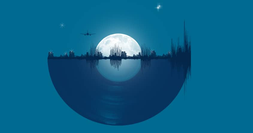 City tunes by bandy on Threadless