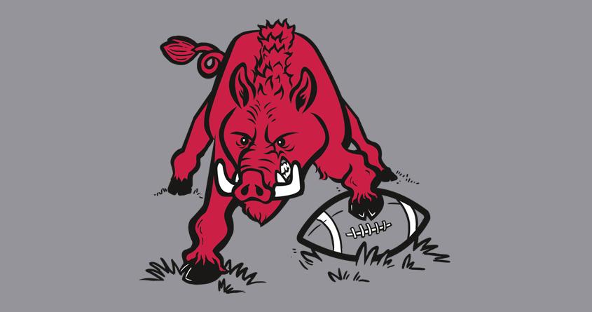 Arkansas Razorback by sponzar on Threadless