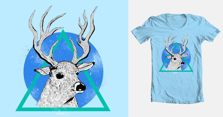 Winter In Aspen by snaggle tooth on Threadless