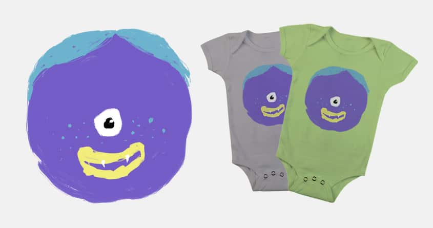 Phillip the Grape by Echo_Kid on Threadless