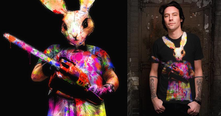 Unicorn Butcher by kooky love on Threadless