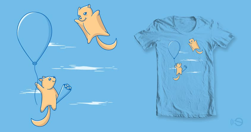 To be with you by gebe on Threadless
