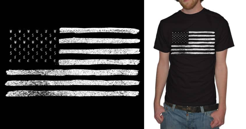 Money Country by Calvin Wu on Threadless