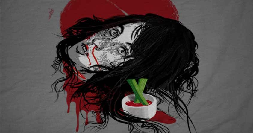 Bloody Mary by dyefly on Threadless