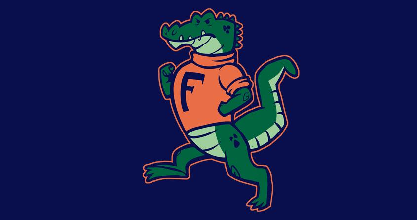 UF Gator by sponzar on Threadless