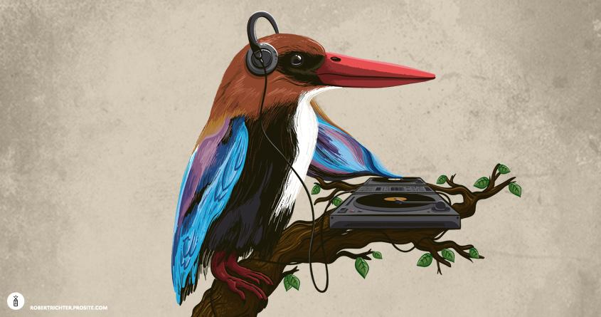 Tropical Sounds by Robert_Richter on Threadless