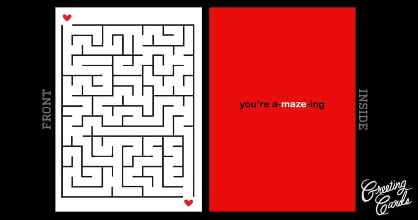 you're a-maze-ing by hey.its.brittny on Threadless